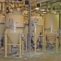 Vacuum Powder Hoppers for Plastics process